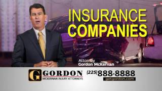 Baton Rouge Car Wreck Lawyer | Gordon McKernan Injury Attorneys