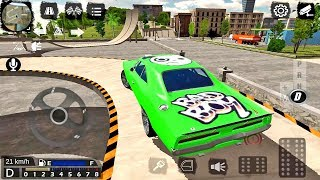 Real Car Parking 3d #8   Free Drive! Android Gameplay