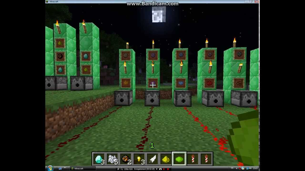 How To Make All Fireworks In Minecraft 112 YouTube