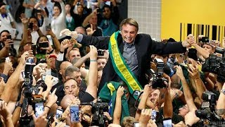 Brazil Is Turning to the Nationalist Populist Right!!!