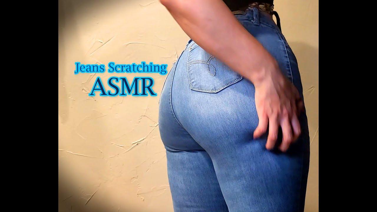 JEANS *ASMR* Scratchy Scratch ||