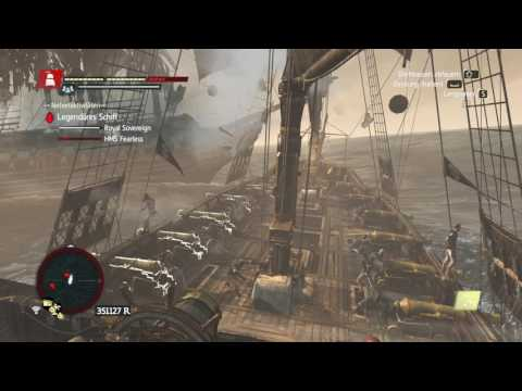 Assassin´s Creed Black Flag - Royal Sovereign & HMS Fearless