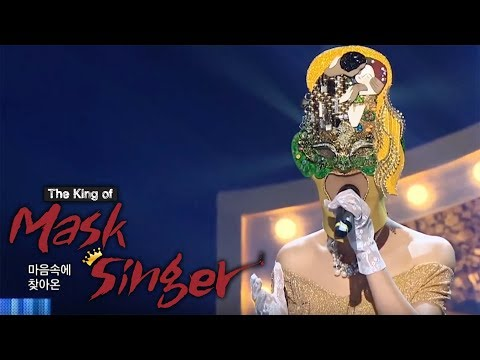 """AKMU - """"Melted"""" Cover [The King Of Mask Singer Ep 189]"""