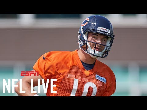 Mitchell Trubisky Expected To Be Bears Starting QB | NFL Live | ESPN