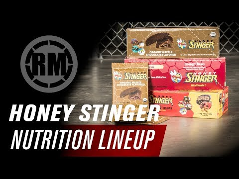 Honey Stinger Nutrition Lineup