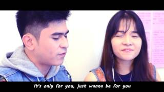 all for you seo in guk jung eun ji cover by kristel fulgar cj navato
