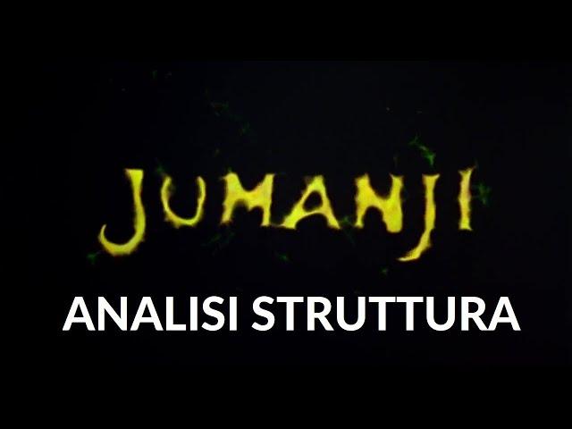 Jumanji - Analisi struttura film #10 [Story Doctor]