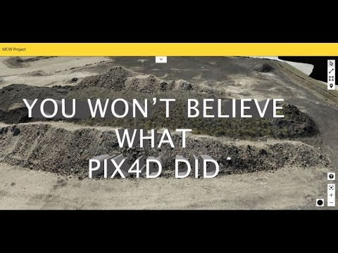 Pix4D, Drone Mapping Construction, & 3D Models- Ep  5