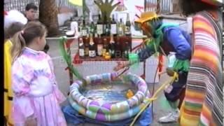 Καρναβάλι Παραμυθιάς Περιοδεία στα Χωριά 1997