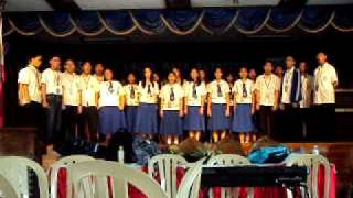 Manila Science High School Chorale Practice