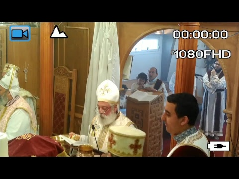 VMAM Church: Sunday Holy Liturgy - Sun 4/21/18