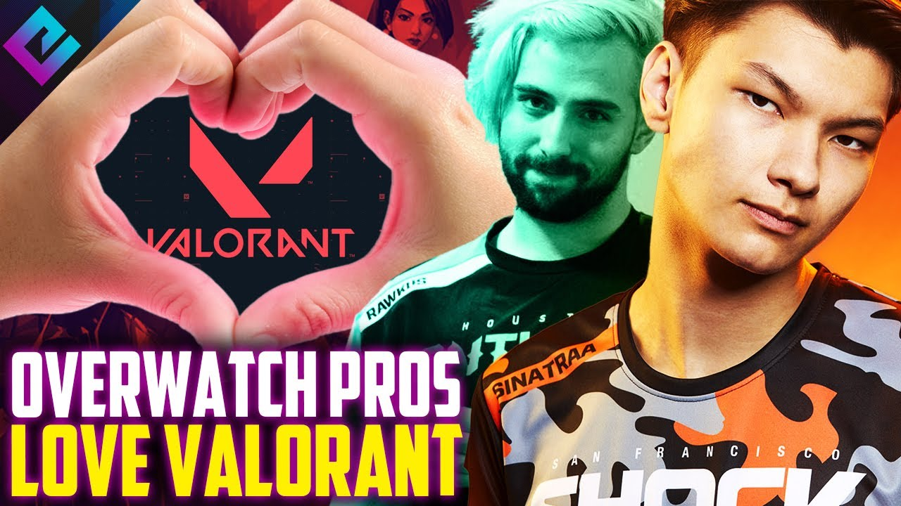 Overwatch Pro FIRED Refusing to Practice and Enjoys Valorant More?