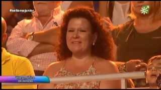 Pablo Domínguez- El macetero- gala 10 juniors copla