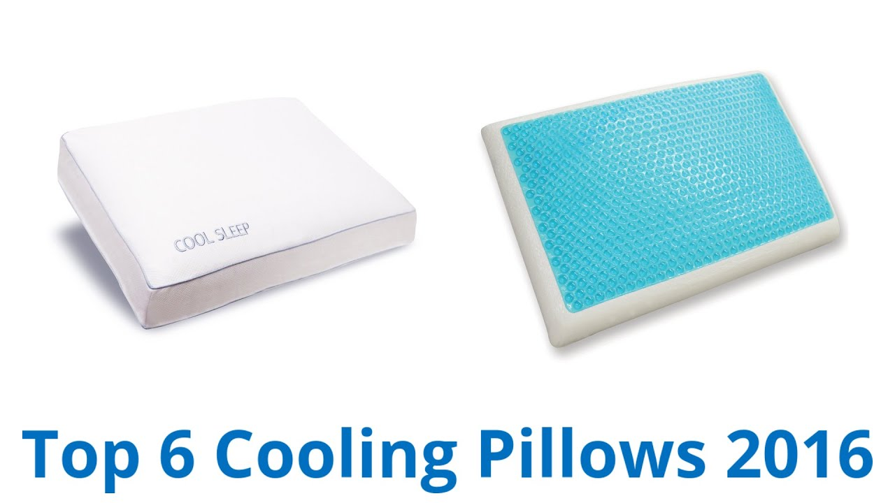 6 best cooling pillows