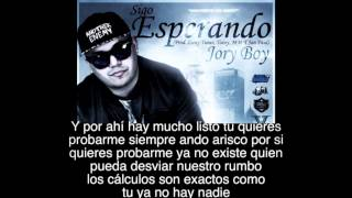 Sigo Esperando (Con Letra) - Jory Boy (Original) 2013 (Prod By Luny Tunes , Tainy , MM y Jan Paul )