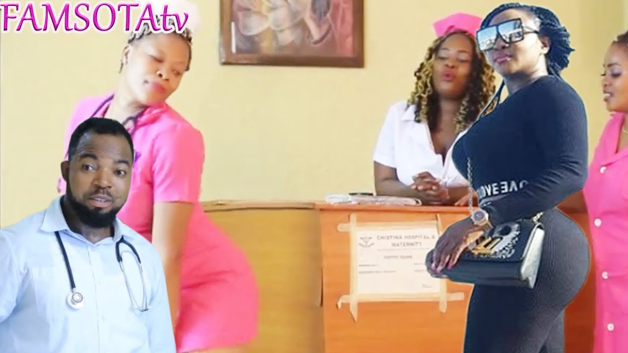 Download SEE HOW SEXY NURSES SEDUCE THEIR MALE PATIENTS 2 - 2019 LATEST NIGERIAN FULL NOLLYWOOD MOVIE