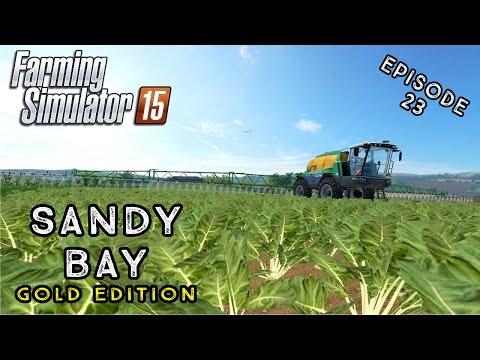 Let's Play Farming Simulator 2015 | Sandy Bay | Episode 23