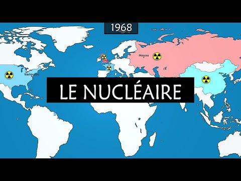 Histoire du nucléaire