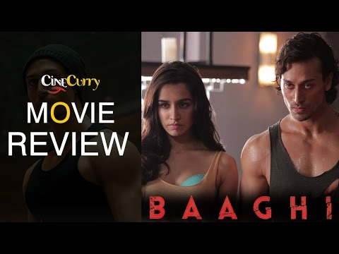 Baaghi Movie Review: Only For Action Movie Lovers