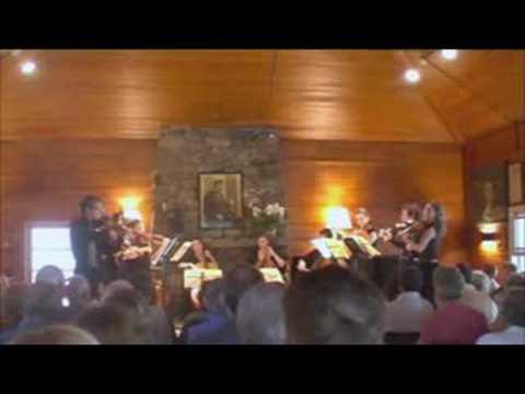 A Far Cry - Bach: Brandenburg 3, Mvmt. 3