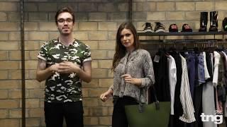 LOOK TNG - Tendências na moda