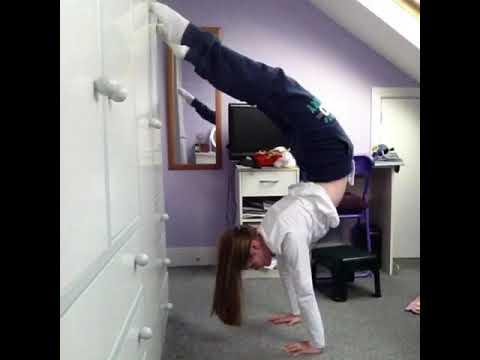Gymnastics Skills Photos