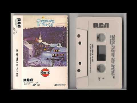Christmas In The Air (Gulf) Cassette Tape