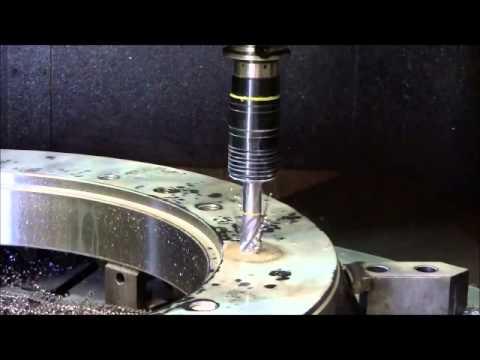 CNC Vertical Turning Lathe For Sale l You Ji 2000 ATC + C