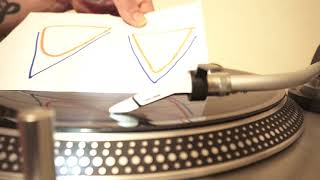 ORTOFON CONCORD SCRATCH MK2 GREAT FOR THE VINYL DJ