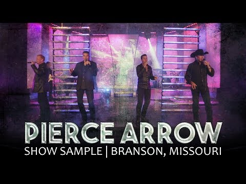 Pierce Arrow Show Sample | Branson, Missouri