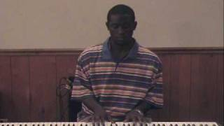 Rev. Timothy Wright - Jesus Jesus Jesus - Piano Solo by Ralph Jr.