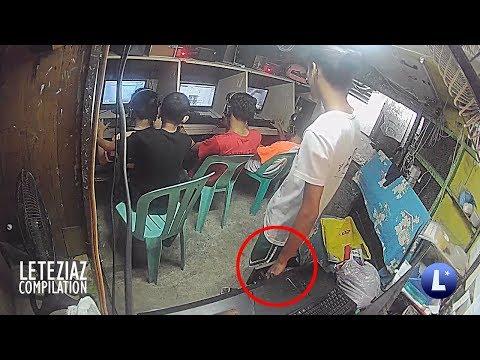 Huli Ka Kala Mo Walang CCTV Hahaha Pinoy Best Funny Compilation