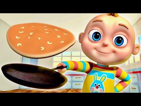 Pancake Episode   TooToo Boy   Cartoon Animation For Children   Comedy Show For Kids