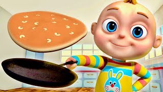 Pancake Episode | TooToo Boy | Cartoon Animation For Children | Comedy Show For Kids