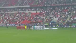 Hymna-Čr Česko:Korea 5.6 2016