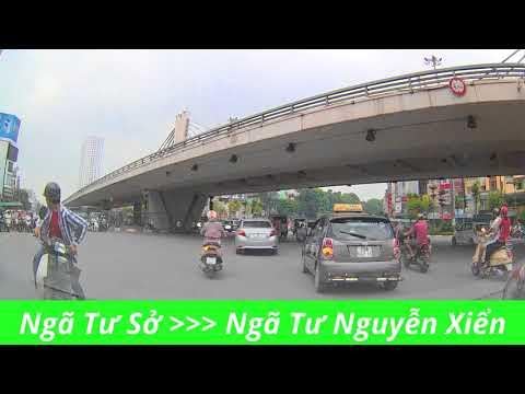 Ha Noi Business Street | Ha Noi City Tour | Ngã Tư Sở  | Ngã Tư Nguyễn Xiển