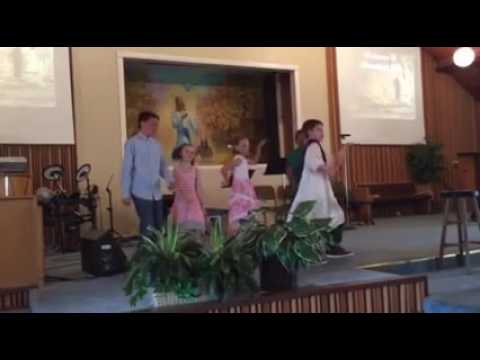 """""""Every Move I Make"""" by I Could Sing Kids Performers - DANCE! - Easter Service 2016 Mp3"""