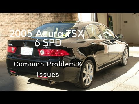 2005 Acura TSX 6-Spd 190,000 Miles Problems & Issues | Should I Sell My Car?