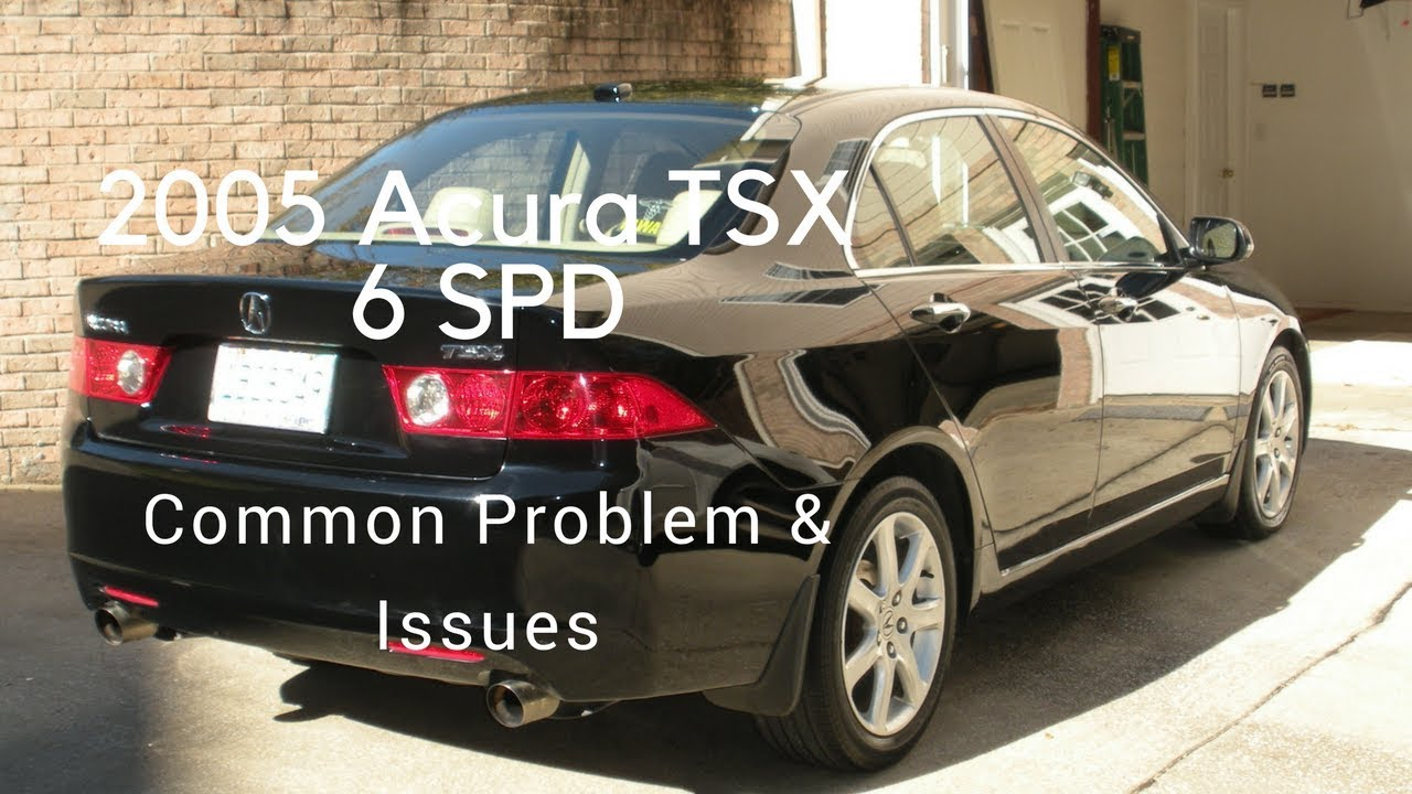 2005 Acura TSX 6-Spd 190,000 Miles Problems & Issues | Should I Sell