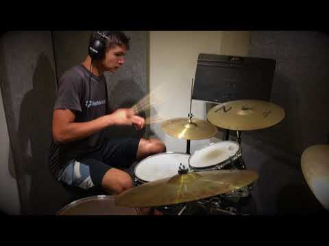 Cary School of Music Drum Student - Theo