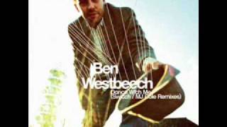 Ben Westbeech - Dance with me (Mj Cole Remix) - Brownswood Recordings