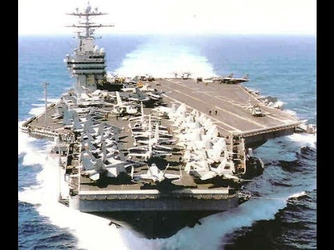 Arma 3 AirCraft Carrier-USS Nimitz-