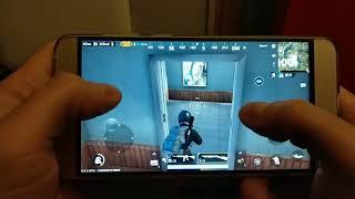PUBG MOBILE ENGLISH Leeco Le Pro 3 Elite game test
