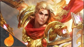 THIS IS WHAT I PLAY SMITE FOR! AMAZING GAMES LIKE THIS! - Achilles Jungle Gameplay