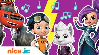Top Kids' Music from Nick Jr. Ft. Old MacDonald and Villains from PAW Patrol & Shimmer & Shine
