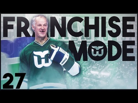 "NHL 18 - Hartford Whalers Franchise Mode #27 ""The Aftermath"""
