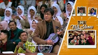 Ivan Mulia, seniman gitar resonator Indonesia - Ini Talkshow 1 Maret 2016
