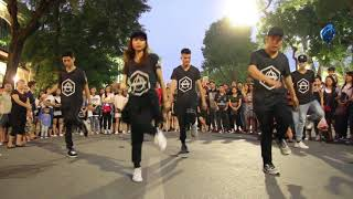 Cutting Shapes - Welcome Don Diablo to Hanoi