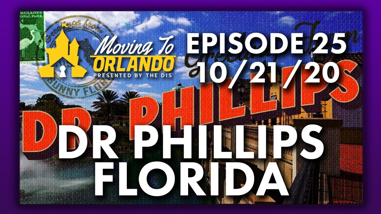 Living in Dr. Phillips, Florida | Moving to Orlando | 10/21/20