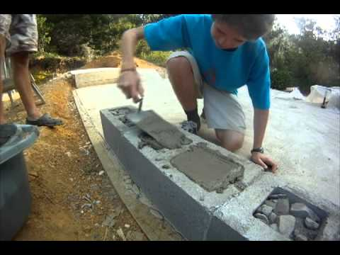 how to build a skate ledge